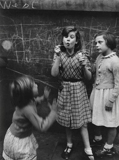 Roger Mayne ,   Southam Street, North Kensington, London  ,  1956     Vintage gelatin silver print ,  13 1/4 x 9 15/16 in. (33.7 x 25.2 cm)     2907     Sold