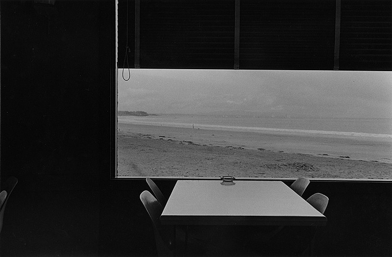 Richard Gordon ,   Santa Cruz  ,  1973     Vintage gelatin silver print ,  5 3/4 x 8 3/4 in. (14.6 x 22.2 cm)     4919     Sold