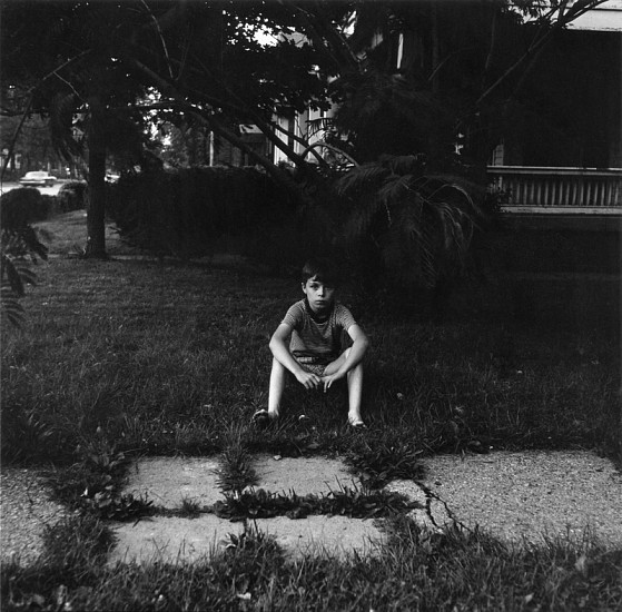 Charles H. Traub ,   Indianapolis, IN  ,  1969     Vintage gelatin silver print ,  6 x 6 in. (15.2 x 15.2 cm)     4337     Price Upon Request