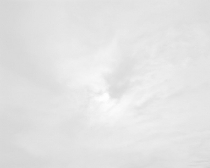 Aaron Rothman ,   Untitled [Cloud]  ,  2003     Gelatin silver print ,  19 1/4 x 24 in. (48.9 x 61 cm)     Edition of 5     2439     Price Upon Request