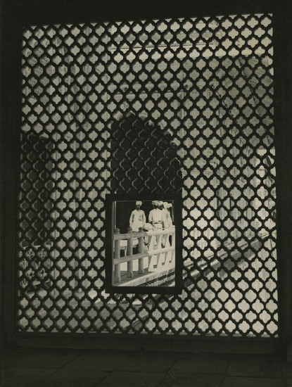 Ferenc Berko ,   Red Fort, Delhi  ,  1938     Vintage gelatin silver print ,  6 1/2 x 4 5/8 in. (16.5 x 11.8 cm)     6916     Sold