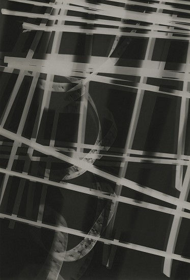 Jean Moral ,   Untitled  ,  1925     Vintage gelatin silver print ,  8 7/8 x 6 1/8 in. (22.7 x 15.5 cm)     (photogram)     1151     $8,500