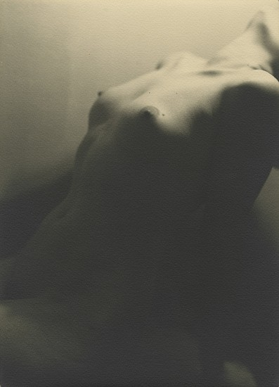 Laure Albin-Guillot ,   Nude  ,  1927     Vintage gelatin silver print ,  8 3/4 x 6 3/8 in. (22.2 x 16.2 cm)     7783     $10,000